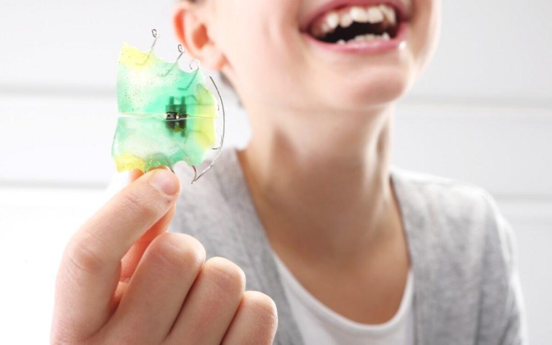 ¿Cuándo debe ir un niño al ortodoncista por primera vez?
